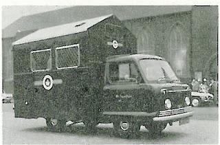 Leyland 15 mobile church image 1