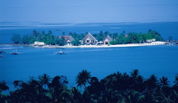 Gabar wisata bahari Pulau Umang
