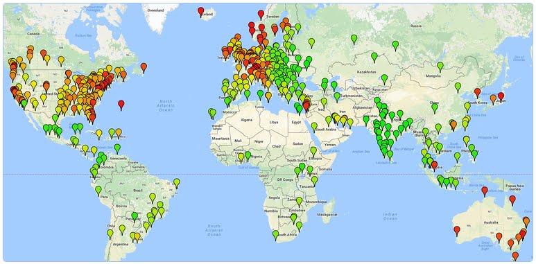 Costo della vita nelle principali città del mondo, la classifica aggiornata in tempo reale