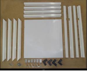 تفصيل طاولة الوميتال او الومنيوم او uPVC