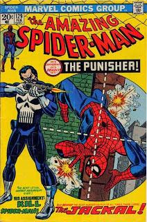 The Amazing Spider-Man #129 | John Romita, Gerry Conway Marvel