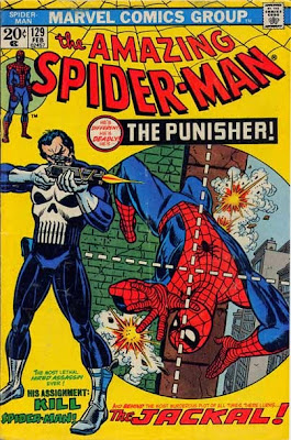 The Amazing Spider-Man #129 | John Romita, Gerry Conway Marvel