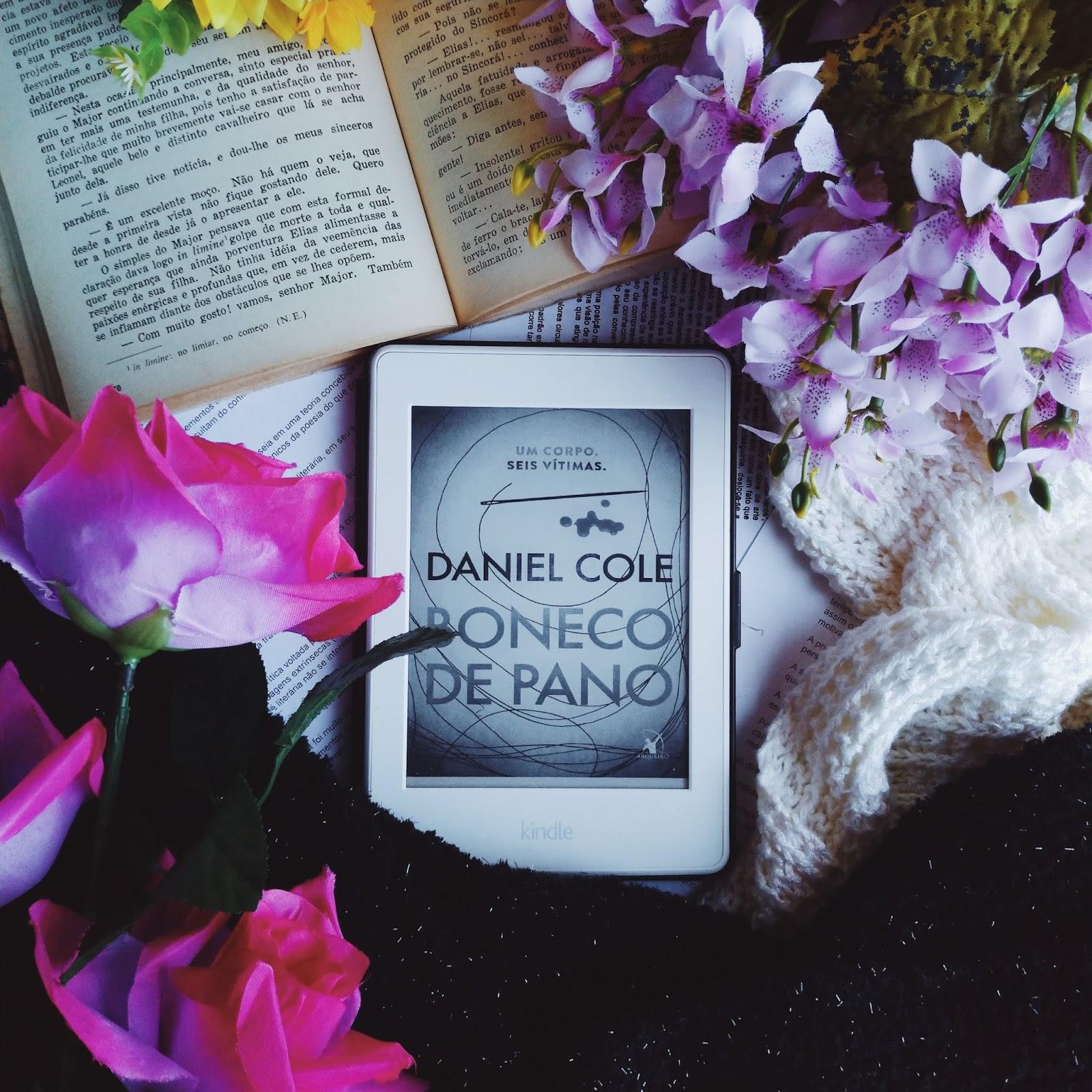 Boneco de Pano - Daniel Cole | Resenha