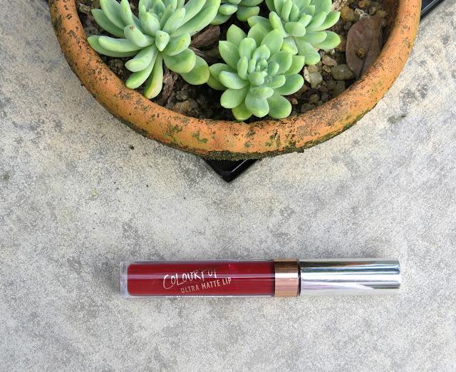 ColourPop Ultra Matte Lip in Rooch