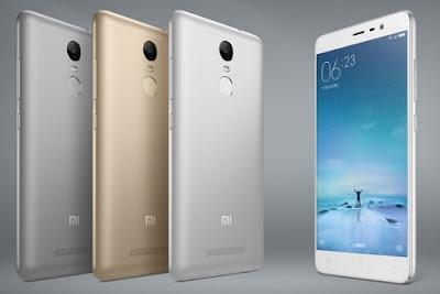 Danh gia dien thoai Xiaomi Redmi note 3