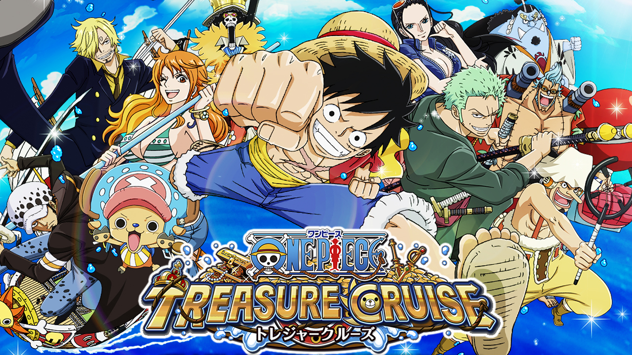 ONE PIECE TREASURE CRUISE (Japanese)