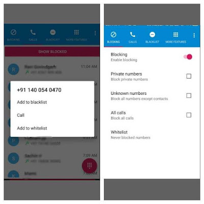 block-spam-calls-android