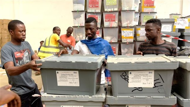 Liberians going to polls in presidential run-off