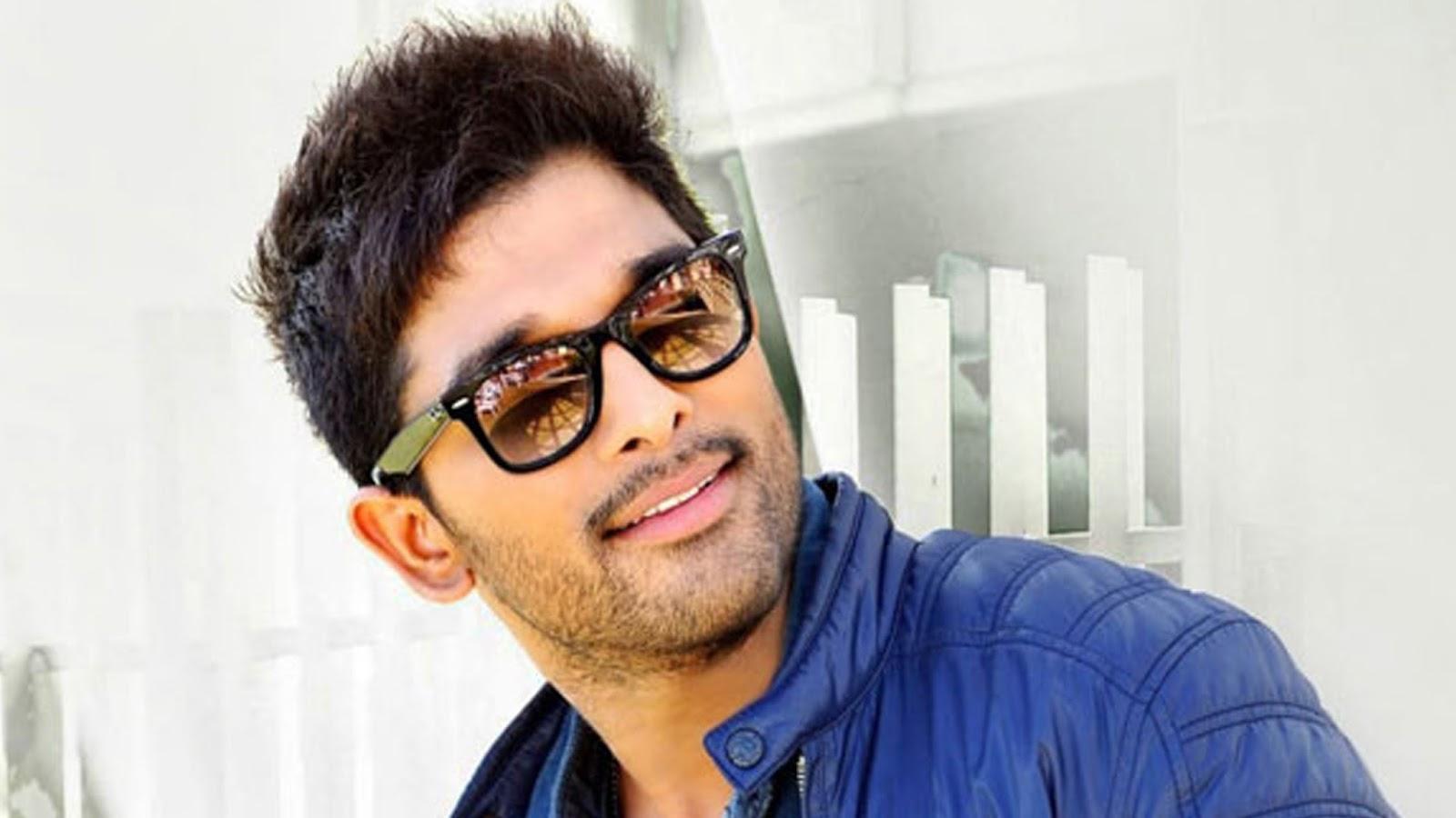 Allu Arjun Hairstyle Free Download   Hairstyle 9