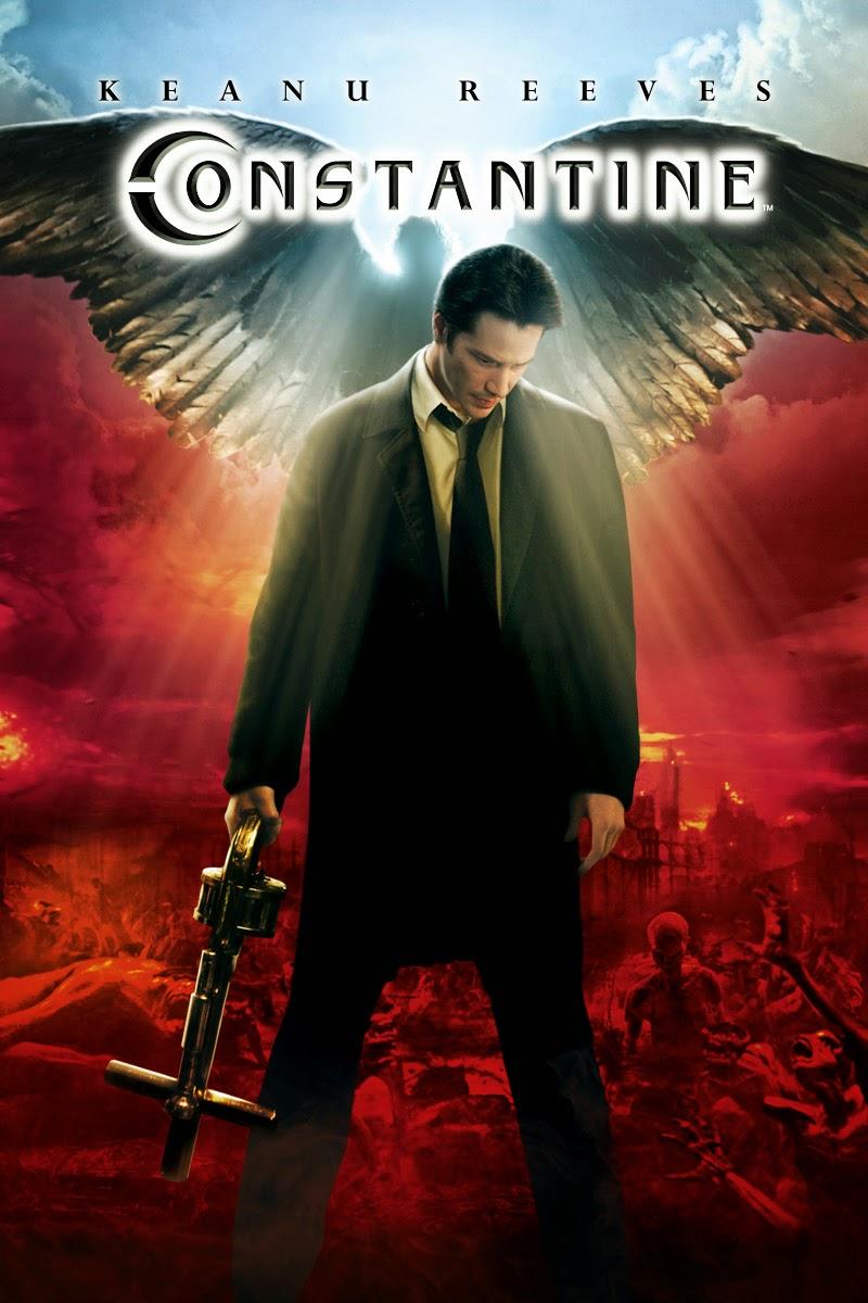 Constantine (2005) tainies online oipeirates