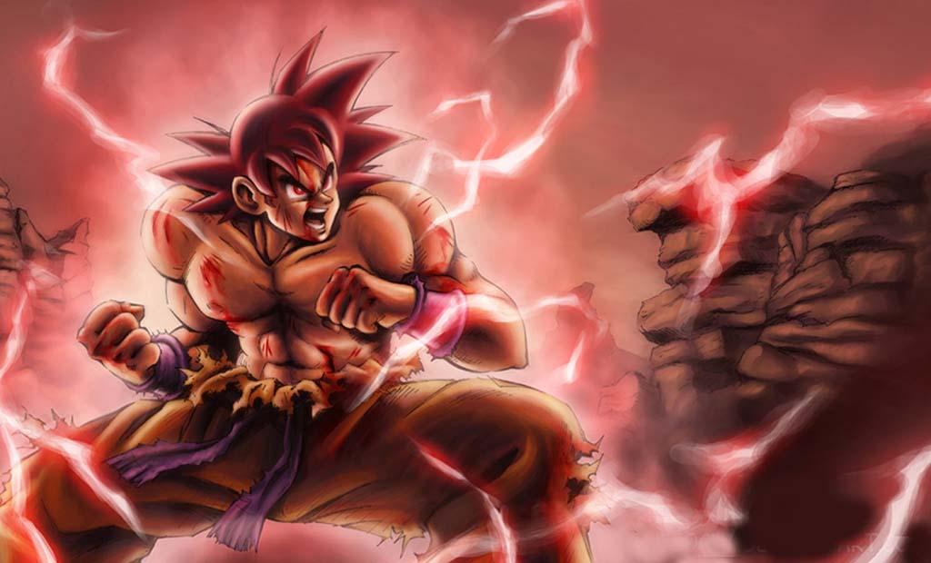 Hd Dragon Ball Super Wallpaper: ZOOM HD PICS: Dragonball Z, Super Saiyan Goku Wallpapers HD
