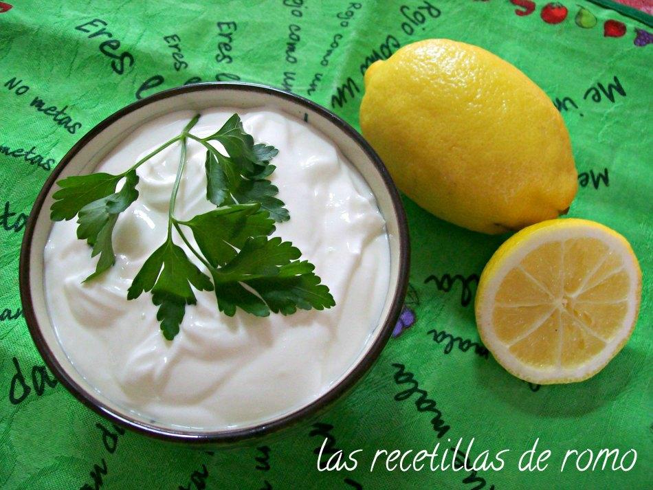 Lactonesa-mayonesa sin huevo