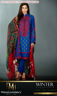 Pictures of Mausummery Winter Collection 2014