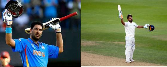 Rishab Pant can be Yuvi - the PRINCE than wicketkeeper