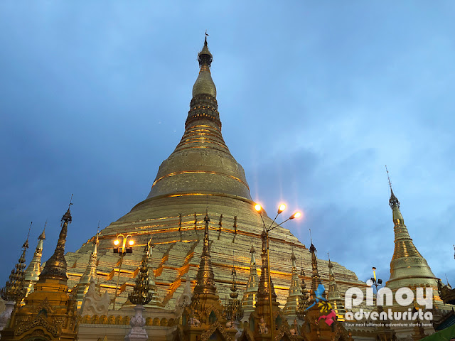 THINGS TO DO IN YANGON MYANMAR