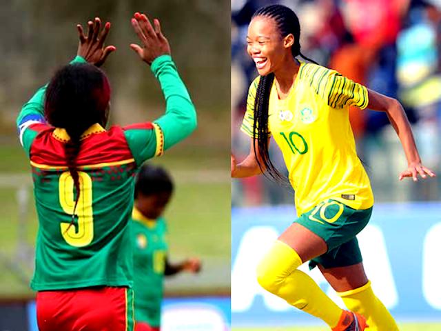 COSAFA 2018 : CE SERA CAMEROUN - AFRIQUE DU SUD