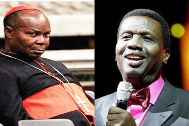 Cardinal and Adeboye