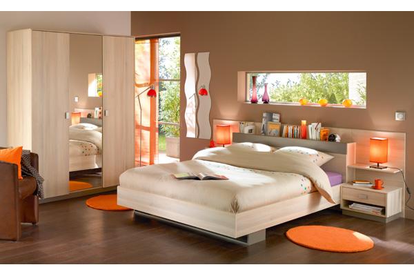 Quartos casal da conforama decora o f cil for Conforama camere da letto