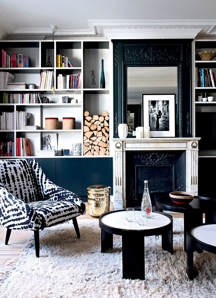 A stylish Paris apartment