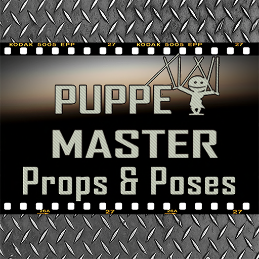Puppet Master Poses