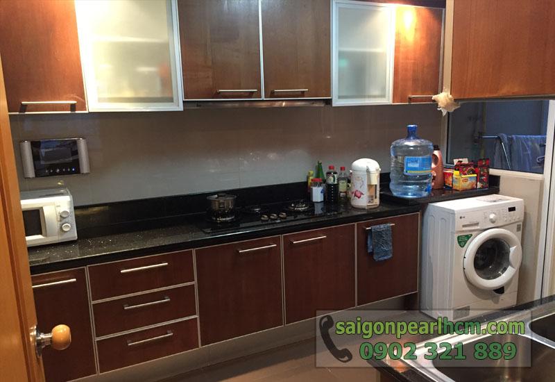 Cho thuê căn hộ Saigon Pearl tầng 33 tháp Topaz - thiết bị bếp