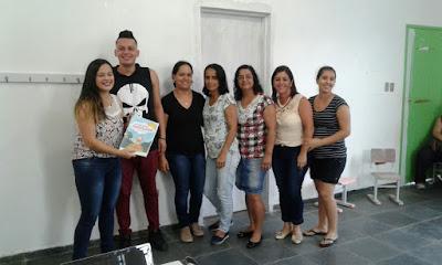 DEPARTAMENTO DE EDUCAÇÃO REALIZA TREINAMENTO E FORMAÇÃO PARA OS FUNCIONÁRIOS DAS CRECHES MUNICIPAIS