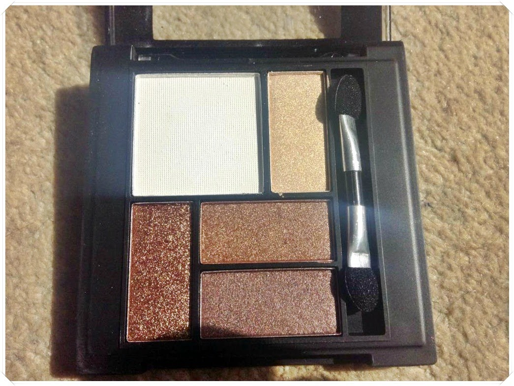 makeup rumours dazzle eyeshadow review
