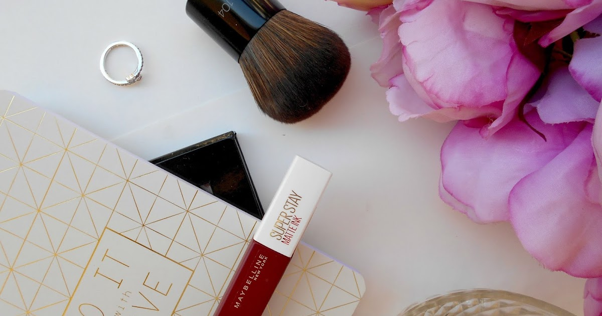 Blog ReviewMaybellineSuperstay C Matte InkIl Di TPXiwOukZ