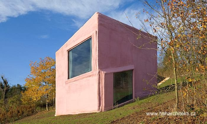 Casa pequeña rural en República Checa