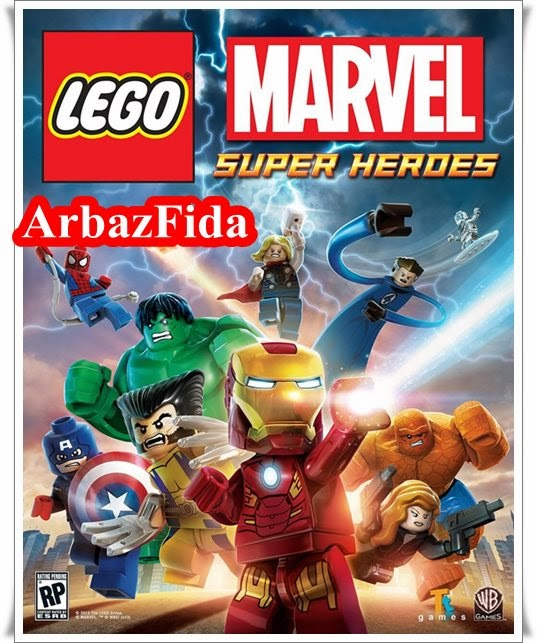 Free Download LEGO Marvel Super Heroes PC Game