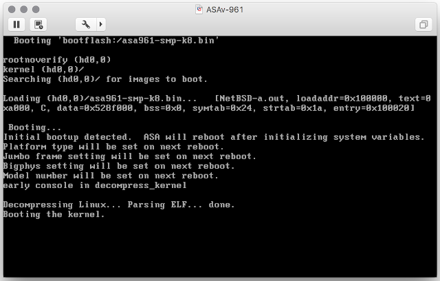How to Set Up Cisco ASAv Vagrant Box on VMware Fusion - TECHSUPPORT