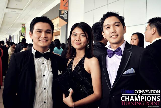 The admins behind Life at IMG: Bacalso Siblings