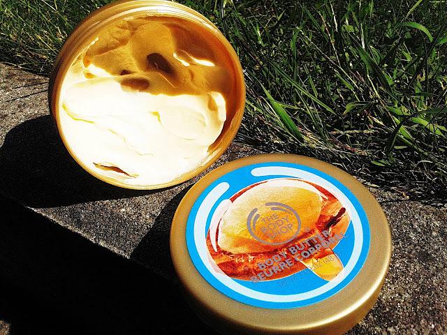 Wild Argan Oil masło do ciała z The Body Shop