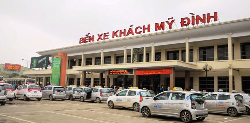 My Dinh Hanoi Bus Station