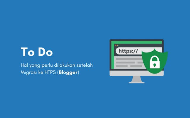 Migrasi Custom Domain Blogger ke HTTPS