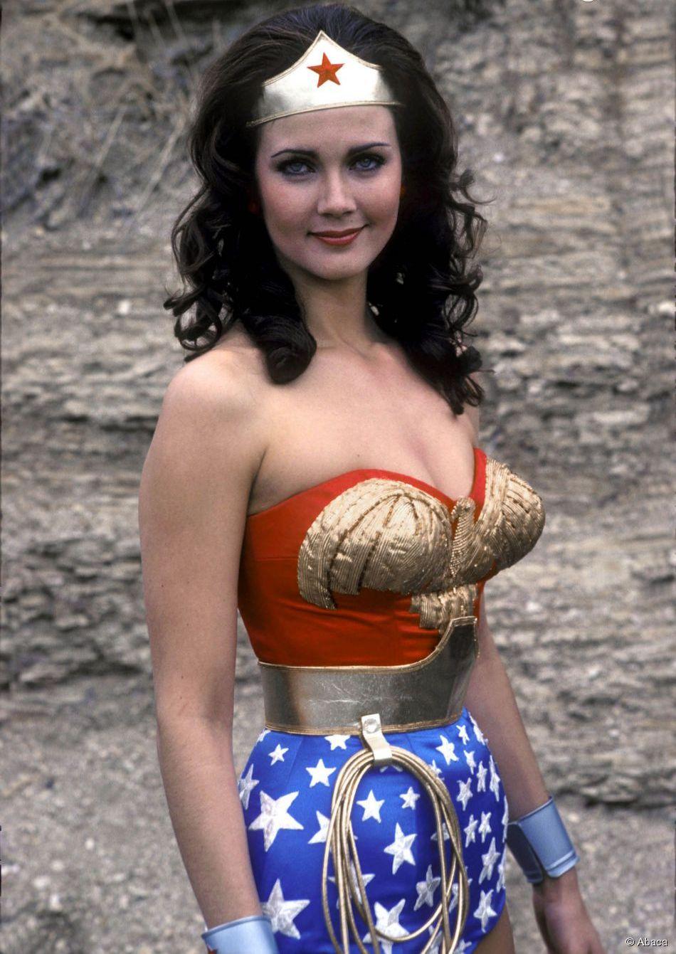 Wonder Woman Old Movie