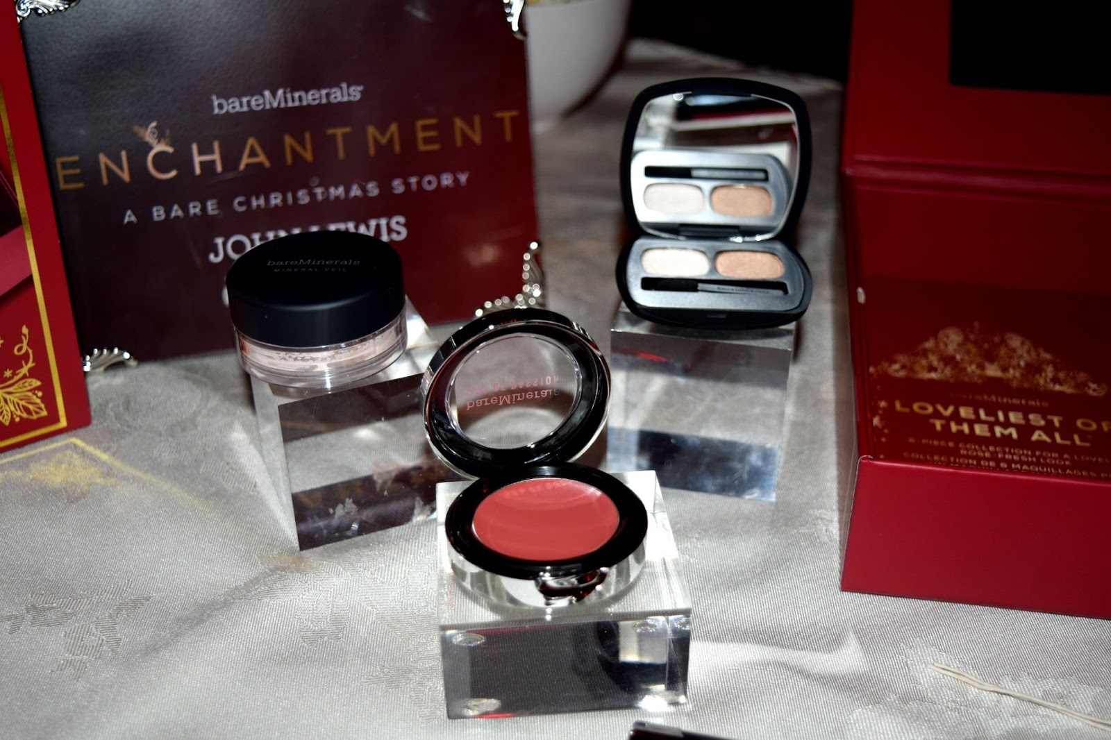 BareMinerals Christmas Range Enchanted