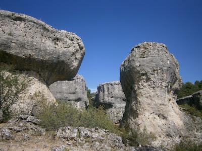 Los Callejones de las Majadas, Serranía de Cuenca, España