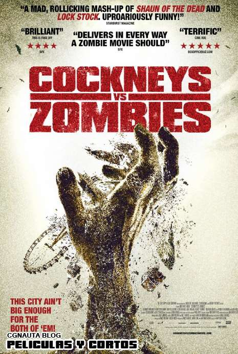 Invasión Zombie (Cockneys vs Zombies)