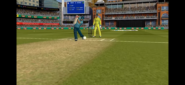 Real Cricket 19 New Camera Angle