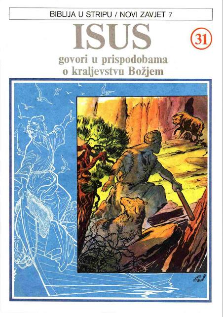 Novi Zavet 7 - Biblija u Stripu