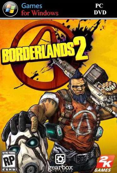 Borderlands free download iso