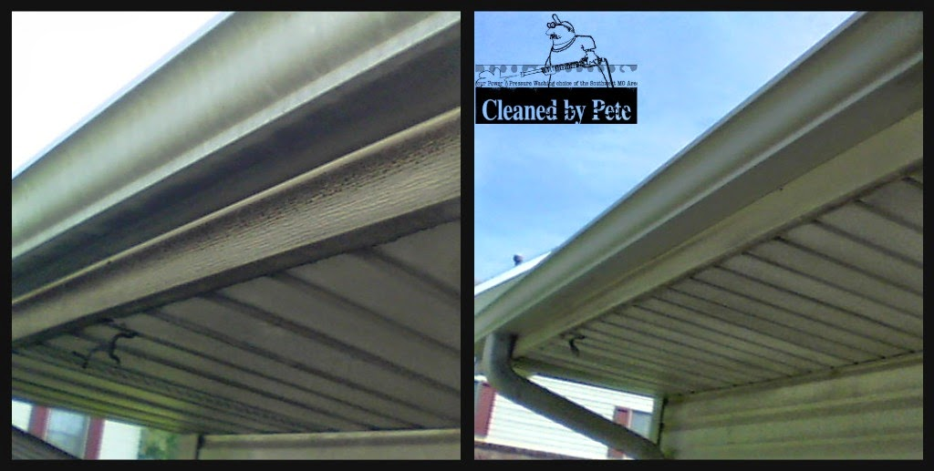 Cleaned By Pete What A Power Washer Does Wash N Wednesday
