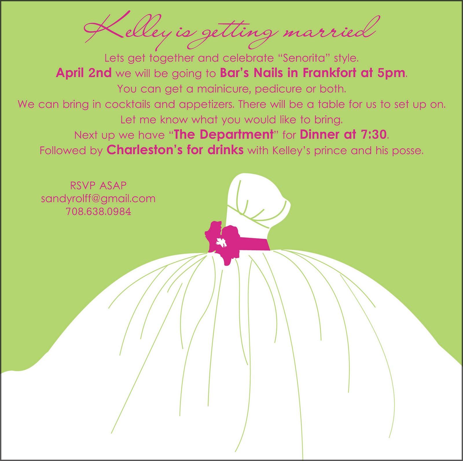 ro co creatives this was a destination wedding invitation