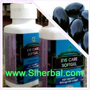 Manfaat eye care softgel