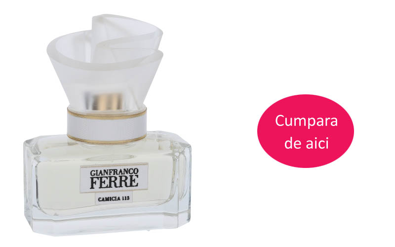 Parfum femei Camicia 113, Gianfranco Ferre, 50 ml original REDUCERE