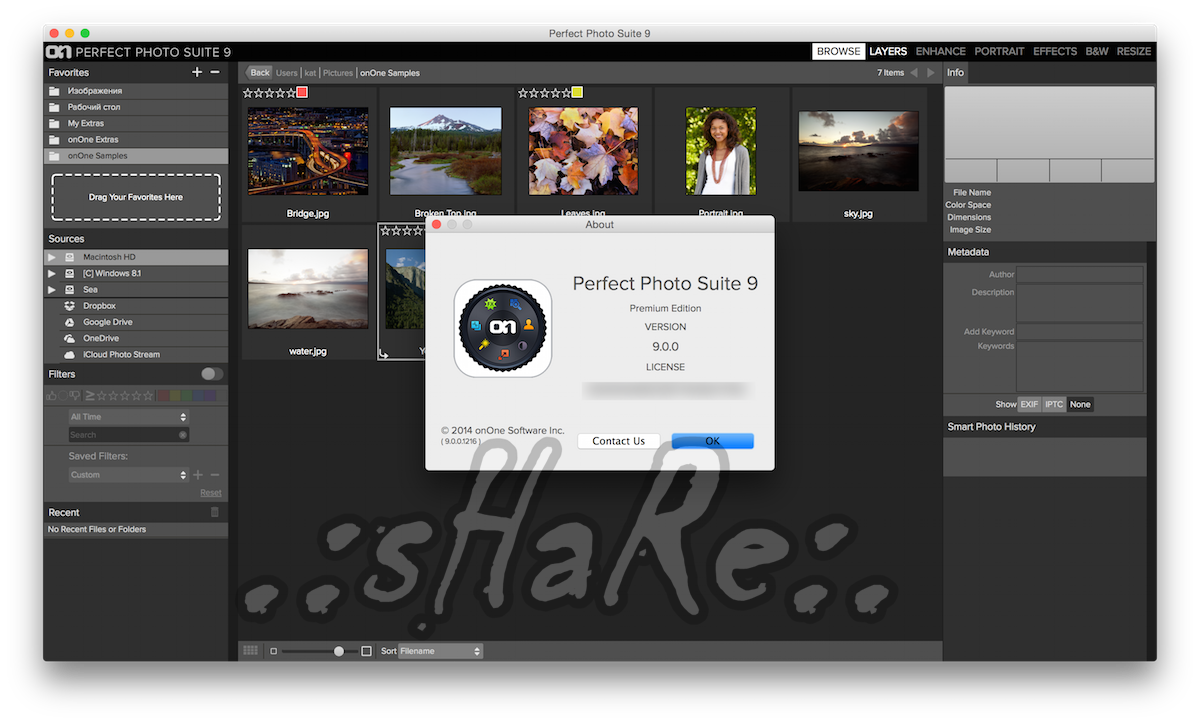 What is Perfect Photo Suite?