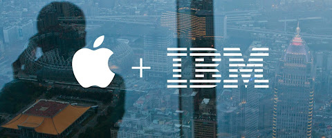 圖片說明: IBM MObileFirst for Apple