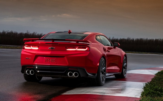 2017 Chevrolet Camaro ZL1 Performance