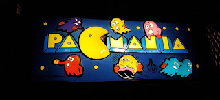 Pacmania at Arcade Club in Bury
